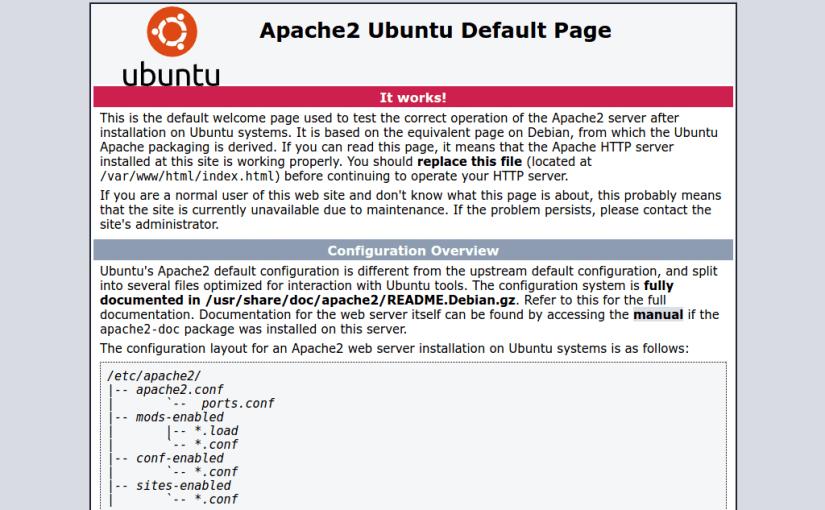 Come creare un nuovo vhost in Ubuntu 14.x