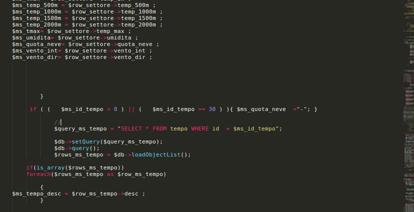 performance-codice-php-mysql