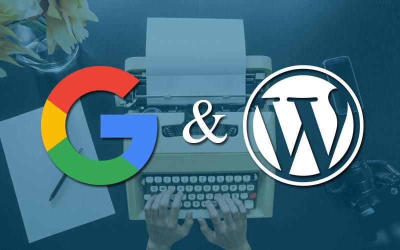 WordPress e Google, svilupperanno insieme un nuovo CMS per i piccoli editori
